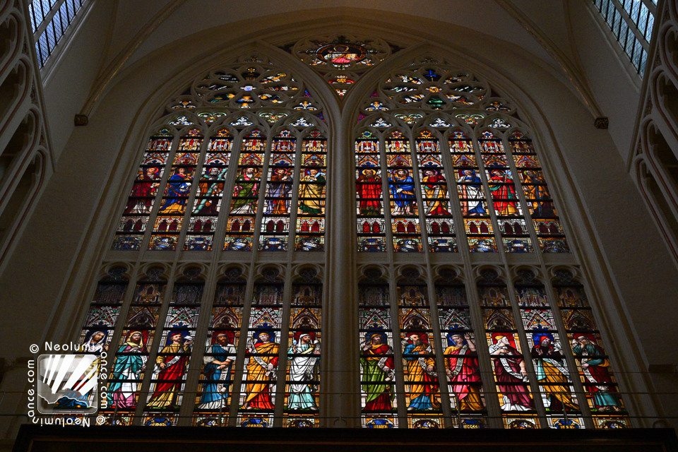 Bruges Stained Glass