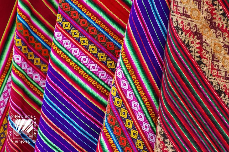 Textile Patterns Photo From Bolivia Neoluminance