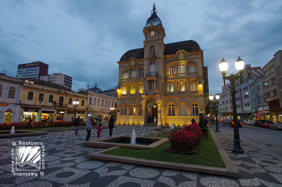 Curitiba Cathedral