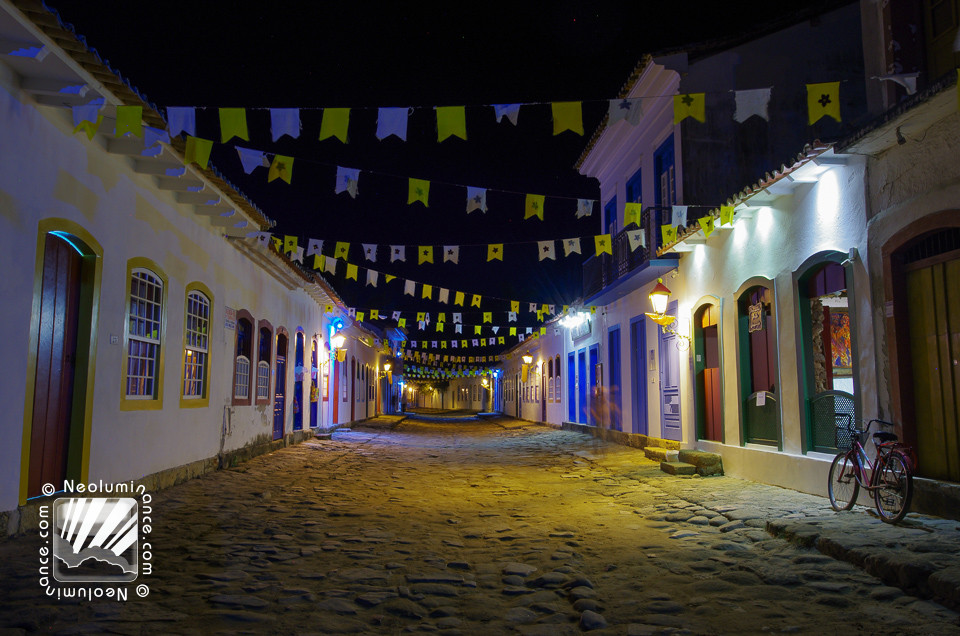 Paraty Flags