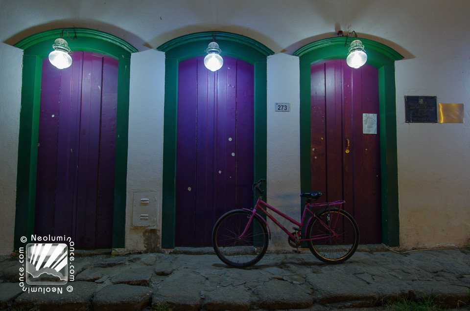 Paraty Purple