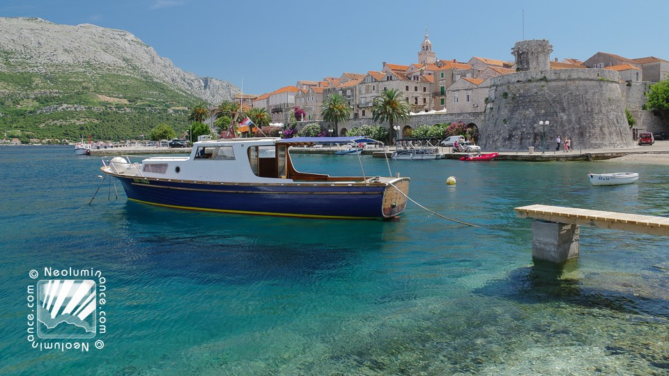 Korcula Harbor