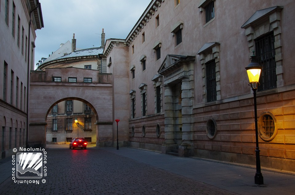 Gate to Christiansborg