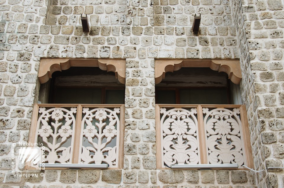 Old Dubai Windows