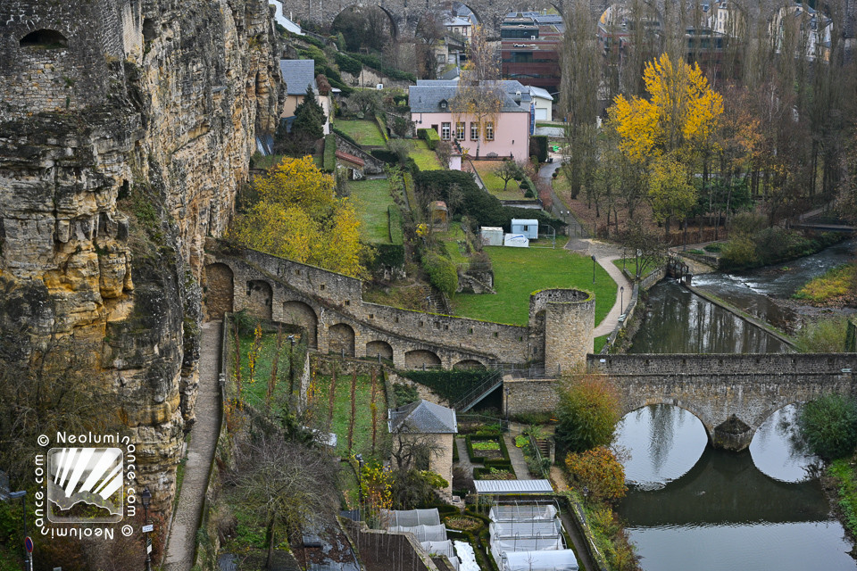 Luxembourg Aqueduct