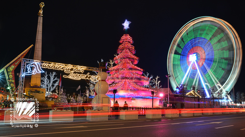 Luxembough City Christmas Fair