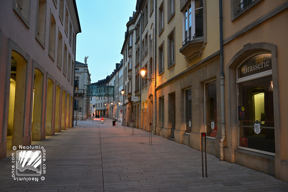 Luxembourg Street