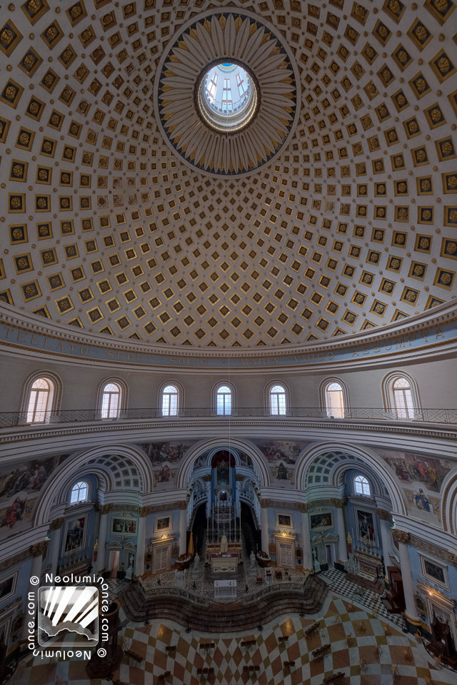 Most Dome Ceiling