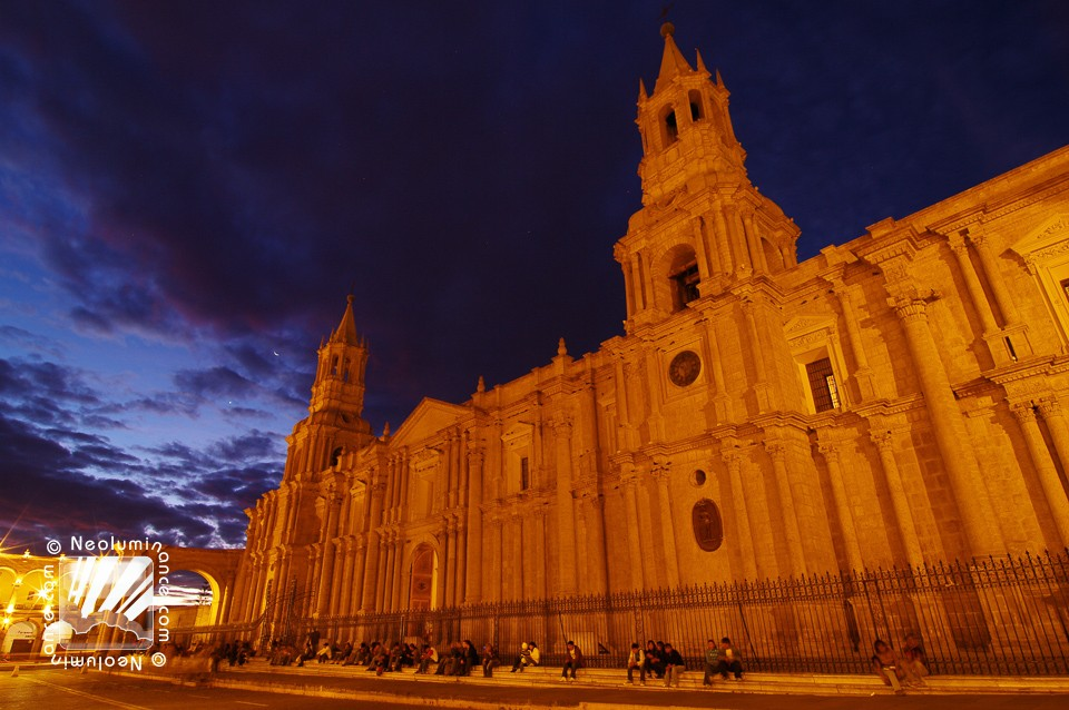 Arequipa Cathedral