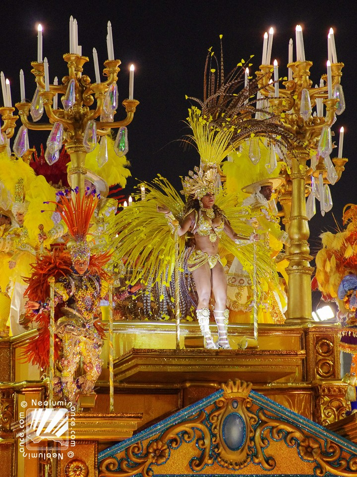 Carnaval Candles