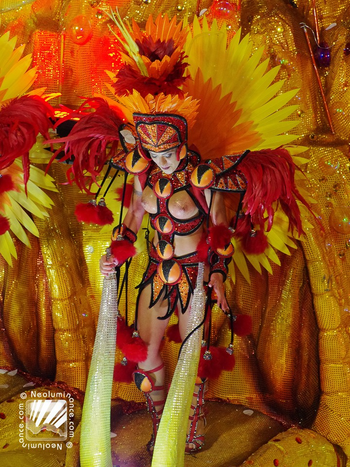 Carnaval Flame