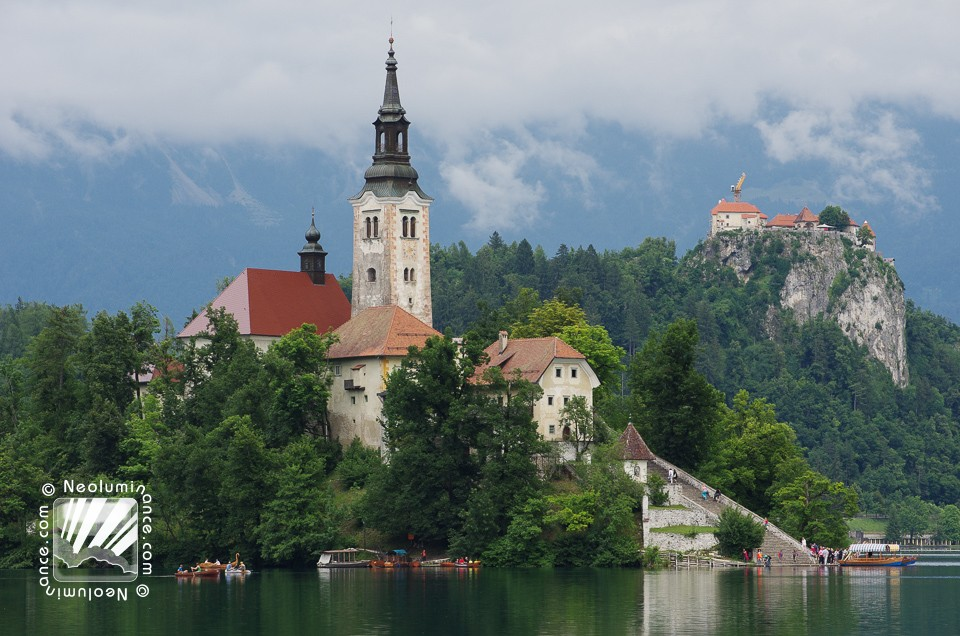 Lake Bled Church