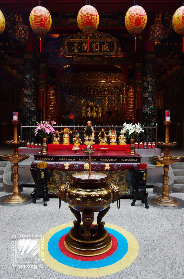 Keelung City God Temple