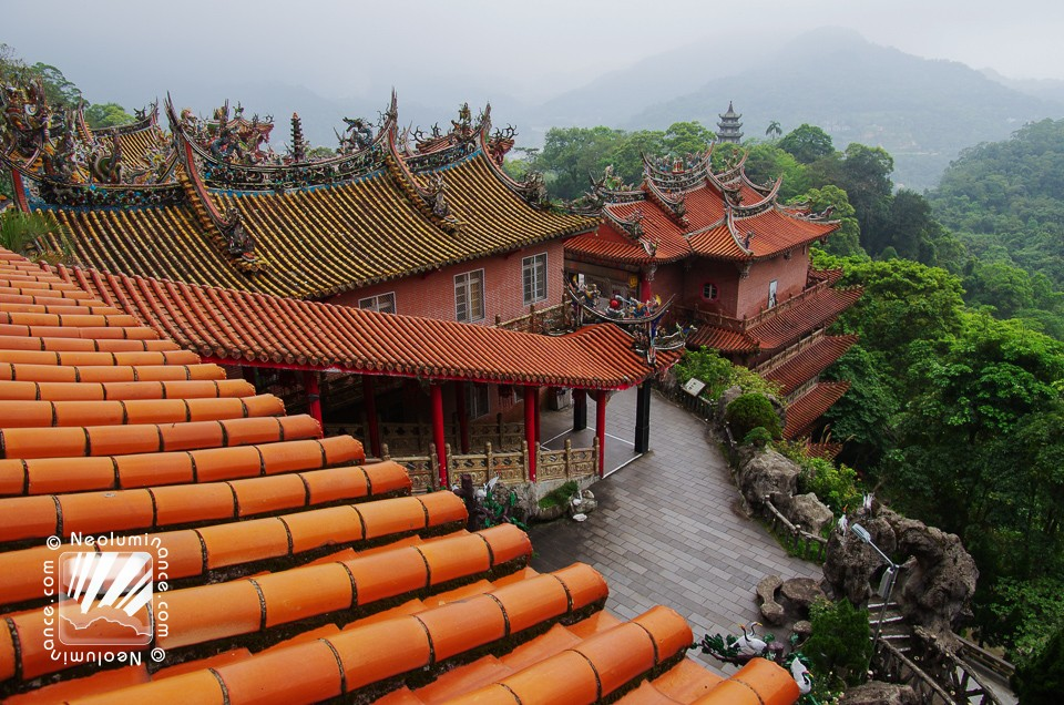 Quanhua Temple View