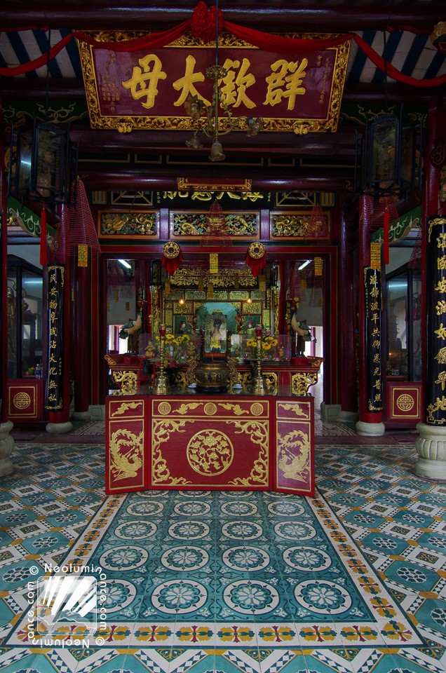 Hoi An Temple Interior