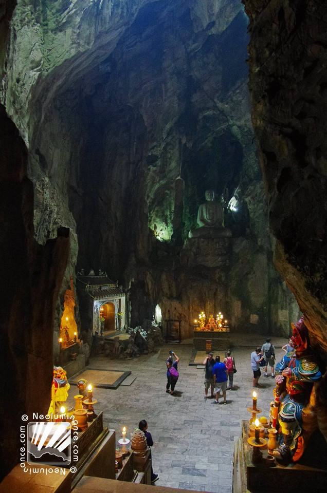 Marble Cave Temple